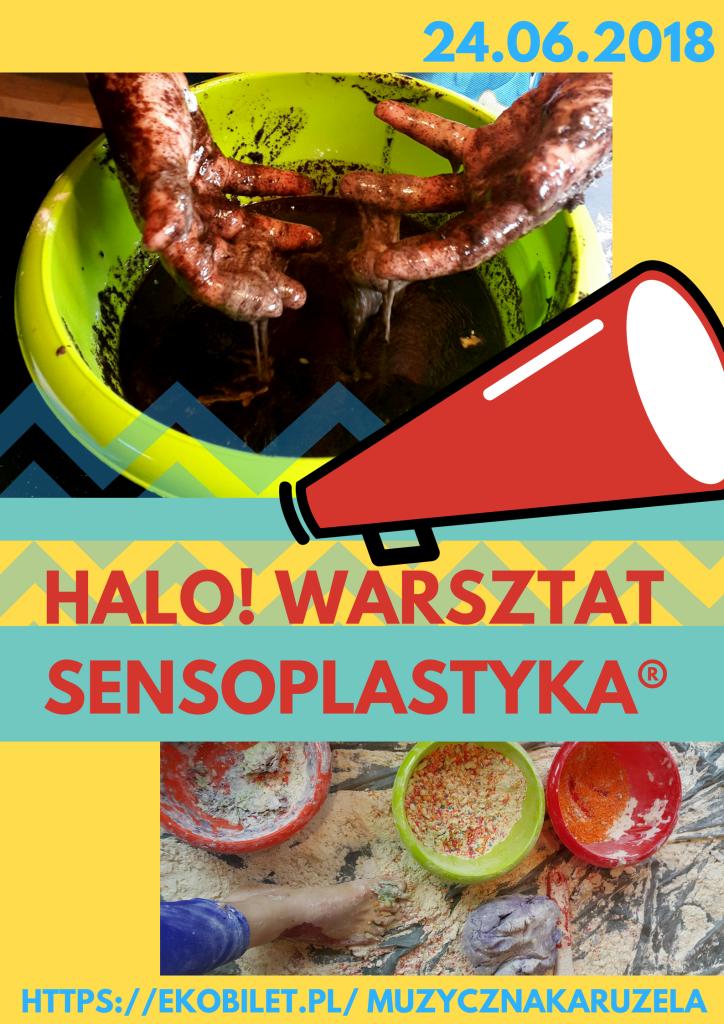 HALO WARSZTATSENSOPLASTYKA